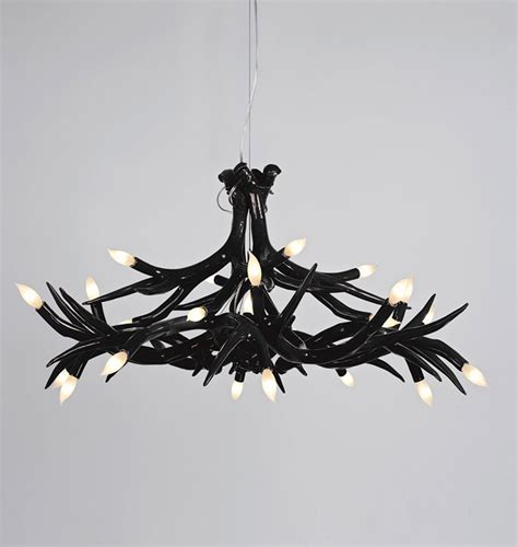 Kronleuchter Modern Schwarz by 12 Inspirations Of Contemporary Black Chandelier