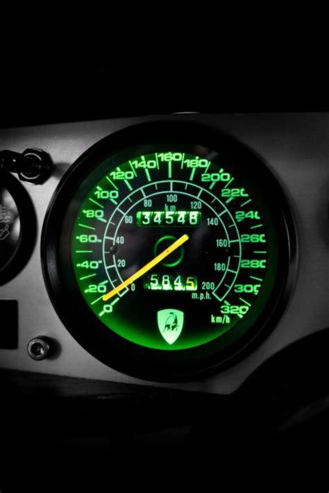lamborghini speedometer lamborghini countach speedometer lamborghini pinterest