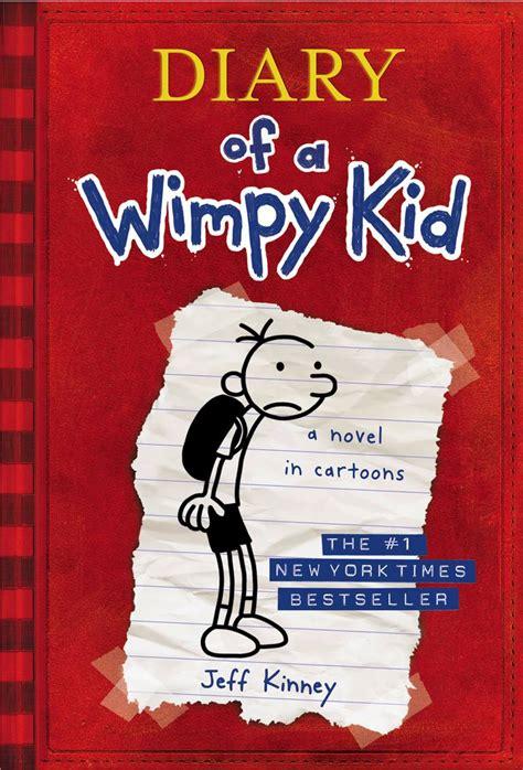 diary   wimpy kid popular book series  cartoons
