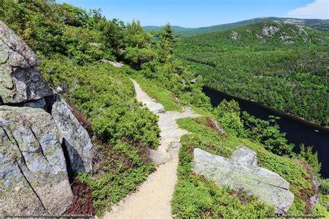 Beech Mountain Trail Photos - Acadia National Park