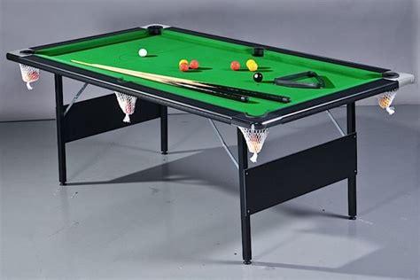 folding pool table 7ft tim franklin pool tables