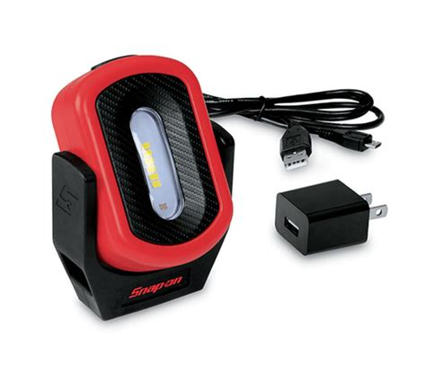 snap on rechargeable work light rechargeable shop lights