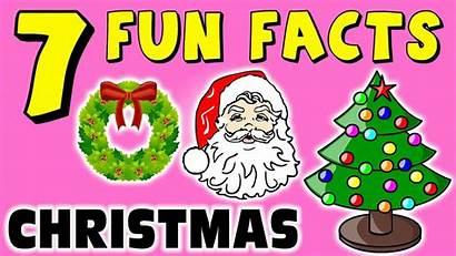 Facts Christmas Fun Reindeer Santa Xmas Colors