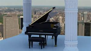 Concert Grand Piano by Ryo
