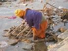 吃飯者慎入!看看印度的母親河恆河,浮屍遍野 - 每日頭條