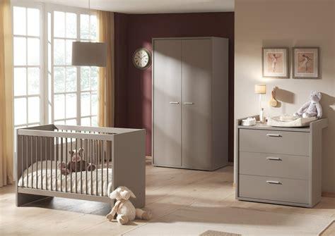 chambre d h e nancy lit bébé évolutif contemporain coloris basalt gris donna