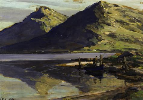 gallery  paintings  capture  beauty  irish