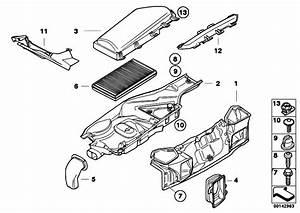 Original Parts For E60 525d M57n Sedan    Heater And Air