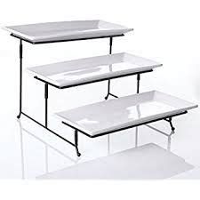 image result    display cookies   tray cake stand ceramic tiered serving trays