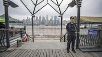 大陸洪災:洪水湧入重慶市區 三峽大壩經歷史上最大洪峰 東森新聞
