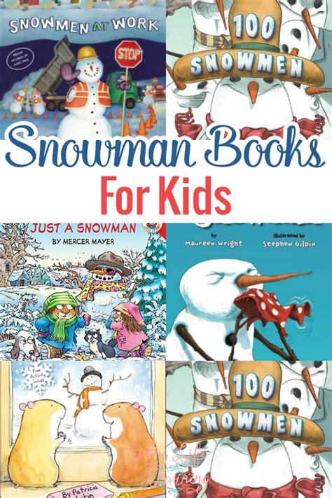 snowman books  kids