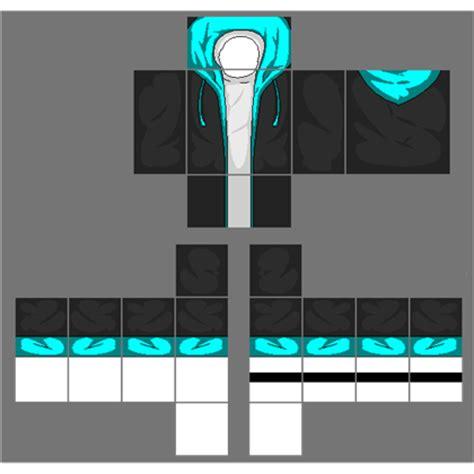 roblox shirt black jacket with cyan blue hoodie a image by 2otaku4lyfe roblox updated 1 8 2015 9 40 07 pm
