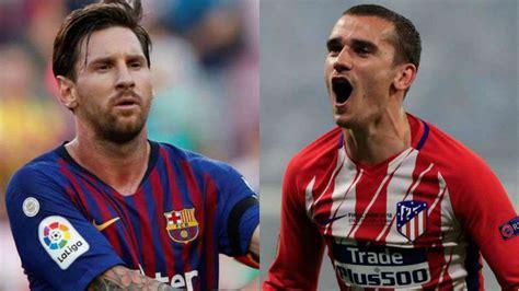 Barcelona vs Atletico Madrid: Live streaming, team news ...