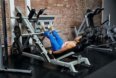 Leg Press Exercises Conditioning Strength Workouts Strip