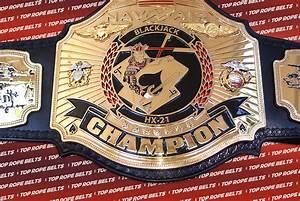 Navy Air Blackjack Championship Belt