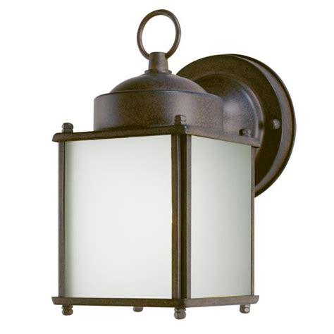westinghouse one light exterior wall lantern