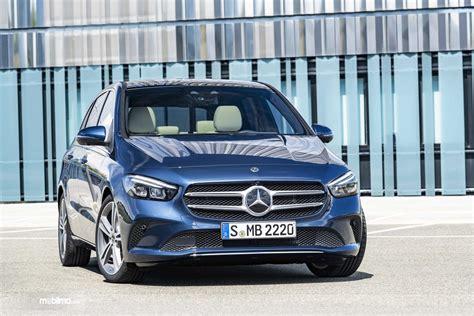 Gambar Mobil Mercedes C Class Estate by Review Mercedes B Class 2019 Teknologi A Class Versi Mpv