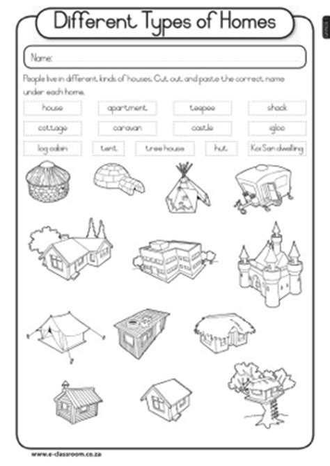 images   types  energy worksheets