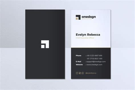 minimalist business card vol   images