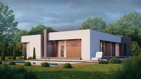 plan maison simple 3 chambres casa moderna con hermoso diseño exterior e interior 3