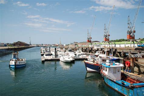 chambre de commerce de dieppe le port de plaisance port de dieppe