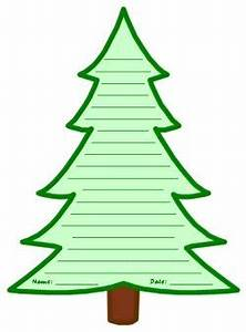 winter printable worksheets christmas and december With christmas tree shape poem template