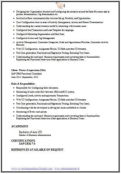 resume erp project manager sap erp project manager resume bestsellerbookdb