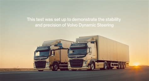 Volvo Commercial by Epic Split Stunt Performed By Damme In This Amazing