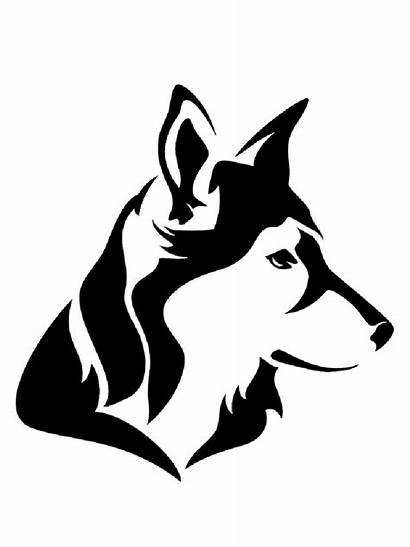 Stencils Dog Printable Teens Then Choose A4