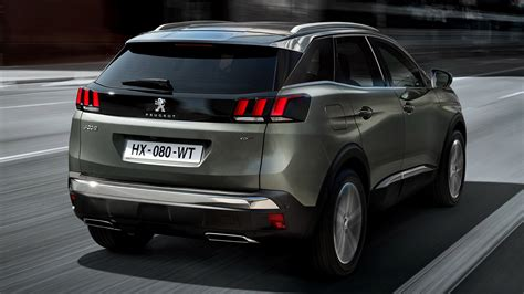 Peugeot 3008 Wallpapers by 2016 Peugeot 3008 Gt Wallpapers And Hd Images Car Pixel
