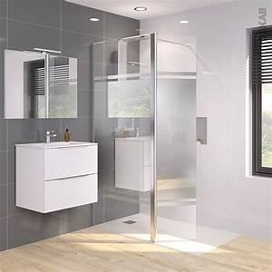 Paroi De Douche Miroir : paroi de douche l 39 italienne 90 cm volet verre miroir 8 ~ Dailycaller-alerts.com Idées de Décoration