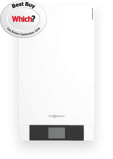 Vitodens 100 W Vitodens 200 W Gas Condensing Boiler