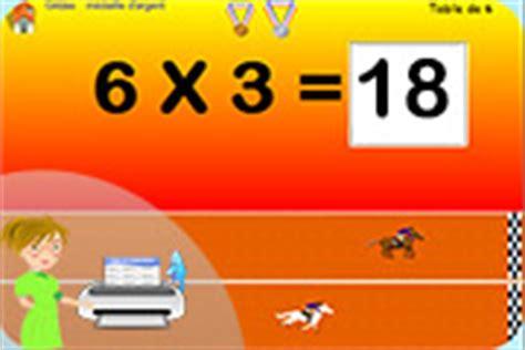 jeux en ligne table de multiplication jeu tables de multiplication en ligne la classe de myli breizh