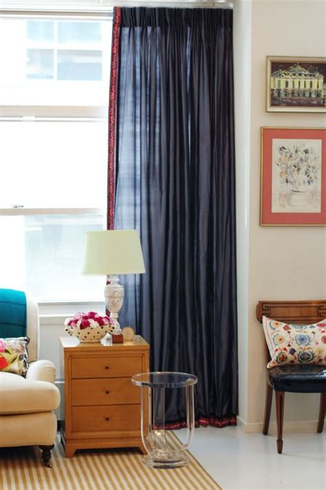 Ready Made Pinch Pleat Drapes - how to sew pinch pleats in ready made drapes curtains