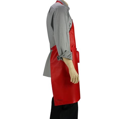 pvc cuisine tablier de protection ou de cuisine en pvc lisavet