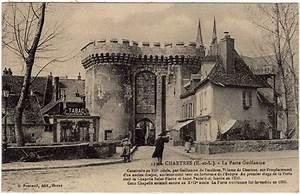 Porte Cartes Postales : chartres porte guillaume chartres cartes postales anciennes sur cparama ~ Teatrodelosmanantiales.com Idées de Décoration