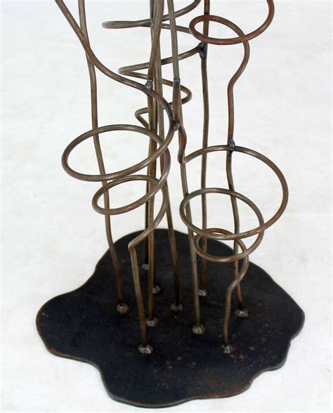 wrought iron wine racks wrought iron sculptural wine tree rack at 1stdibs