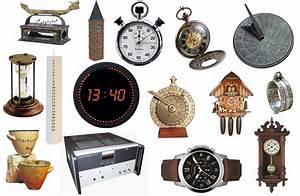 Time Measuring Instruments Quiz
