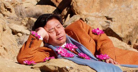 Schlafen Auf Dem Lotus