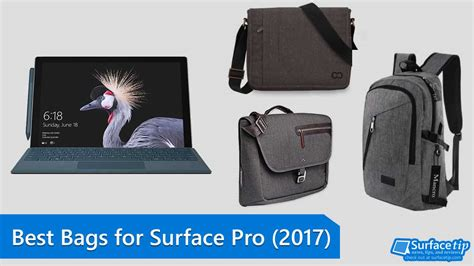 Best For Surface Pro The Best Bags For The New Surface Pro You Can Buy In 2019