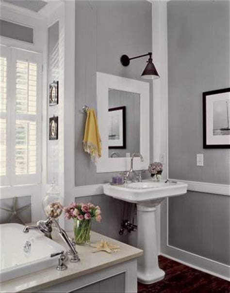 the yellow cape cod how to choose the gray paint