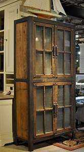 Comment Transformer Une Armoire Ancienne : l armoire ancienne pour votre demeure moderne ~ Melissatoandfro.com Idées de Décoration