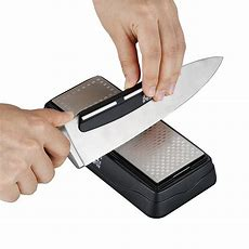 Pro Double Sided Design Sharpening Stone Kitchen Outdoor