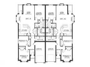 Duplex House Designs Floor Plans