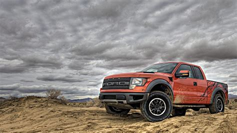 Ford F-150 Raptor Wallpapers