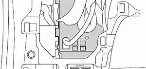 Scion Tc  2011 - 2013  - Fuse Box Diagram