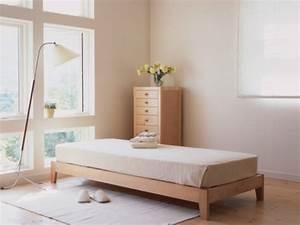 Deco Chambre Zen : d coration chambre zen se creer une chambre zen ~ Melissatoandfro.com Idées de Décoration