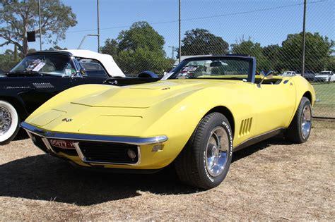 cars, Chevrolet, Classic, Convertible, Corvette, C ...