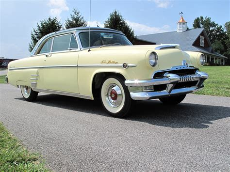 1954 MERCURY MONTEREY SUN VALLEY 2 DOOR HARDTOP - 81004