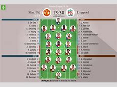 Man Utd v Liverpool As it happened BeSoccer